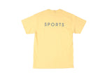 PACKER SPORTS TEE - YELLOW