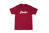 PACKER CLASSIC LOGO T-SHIRT - BURGUNDY