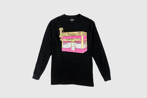 "CHINATOWN MARKET X PACKER ""FINAL SCENE"" LS SHIRT"