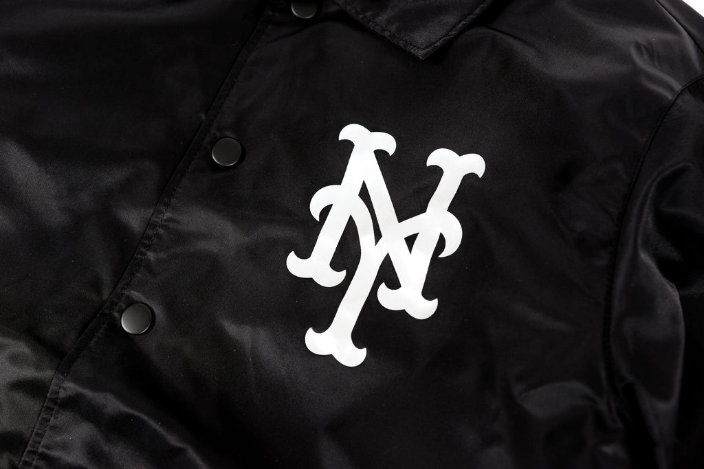 STARTER X NY METS COACHES JACKET