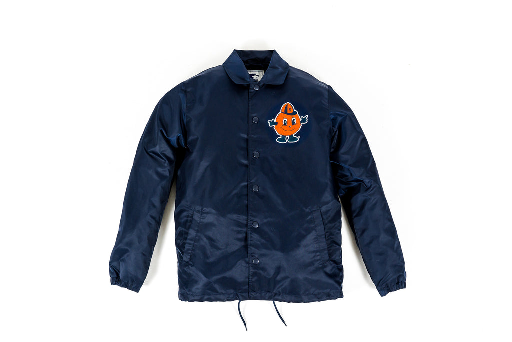 STARTER X SYRACUSE COACHES JACKET