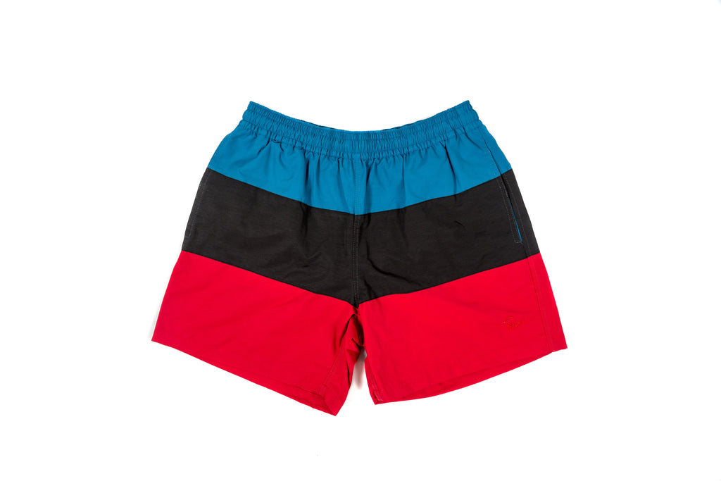 PARRA PANELED SUMMER TRUNKS