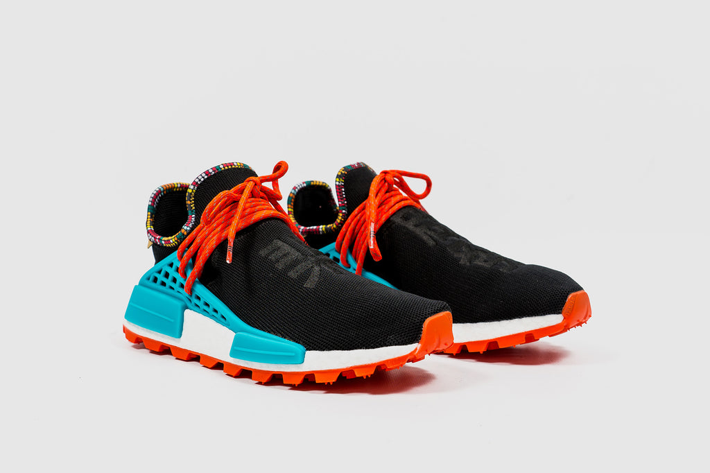 "ADIDAS ORIGINALS X PHARRELL WILLAMS SOLAR HU NMD ""INSPIRATION PACK"""