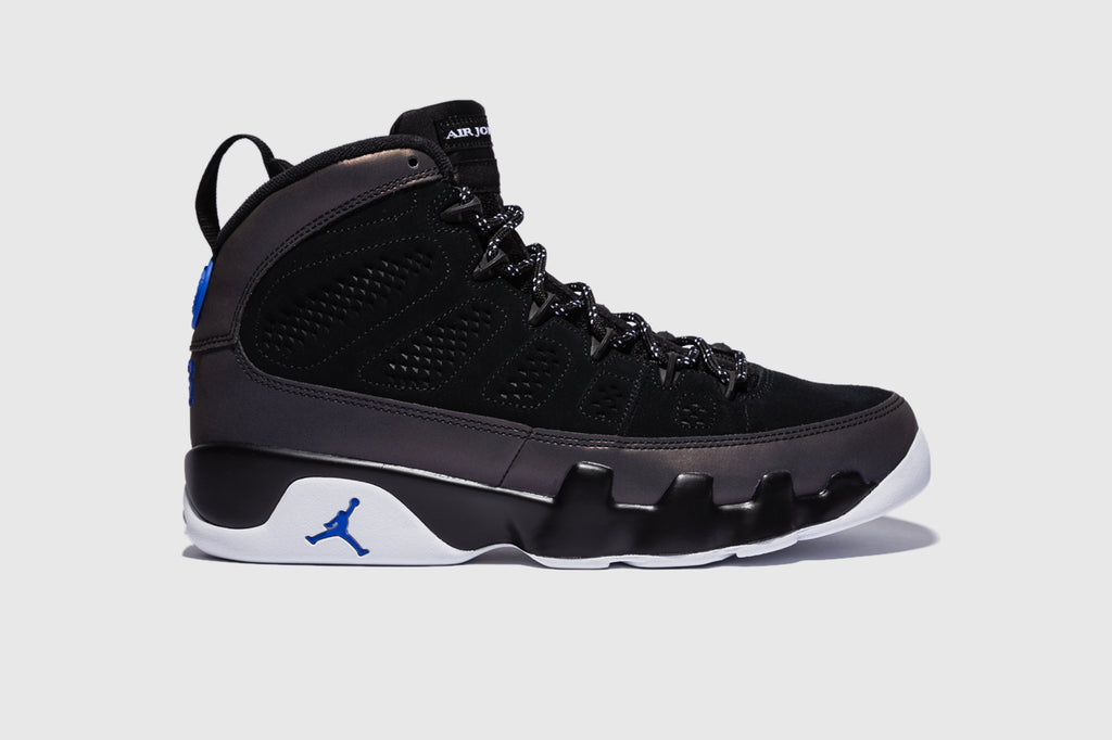 "AIR JORDAN 9 RETRO ""RACER BLUE"""