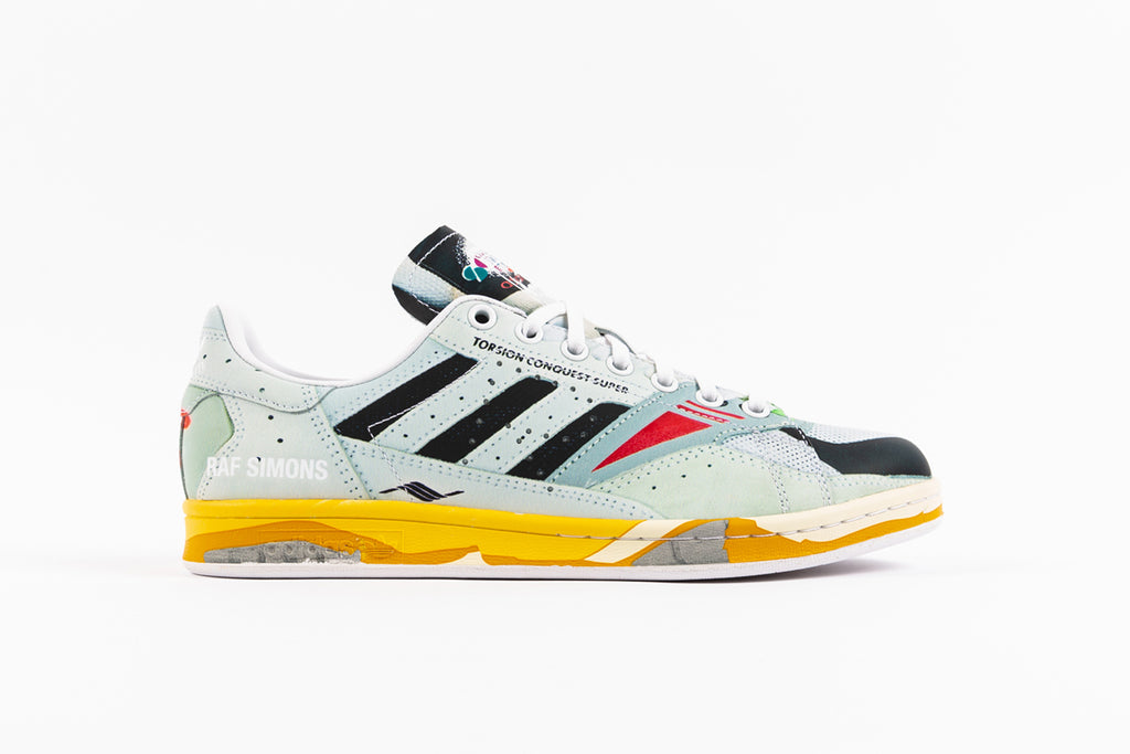 "ADIDAS BY RAF SIMONS TORSION ""TROMPE L'OEIL PACK"""