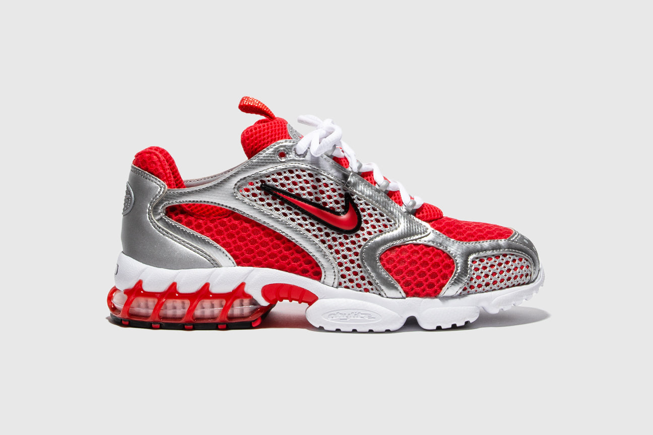 "NIKE AIR ZOOM SPIRIDON CAGE 2 ""TRACK RED"""