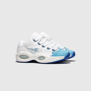 "REEBOK QUESTION LOW ""FLUID BLUE"""