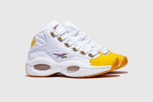 "REEBOK QUESTION MID ""YELLOW TOE"""
