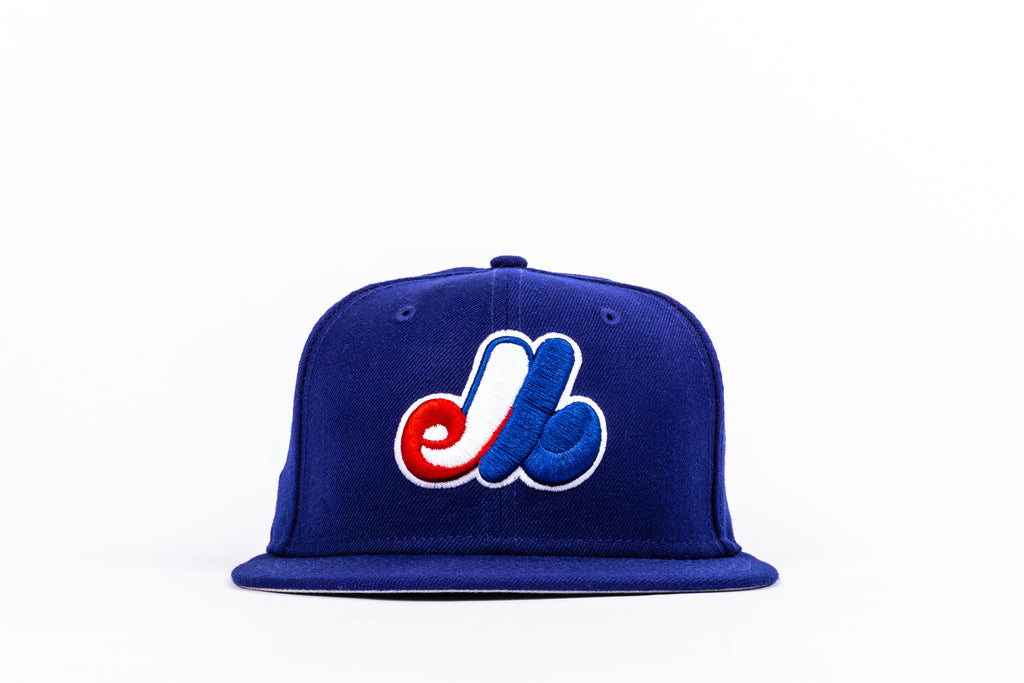 NEW ERA 59FIFTY MONTREAL EXPOS FITTED
