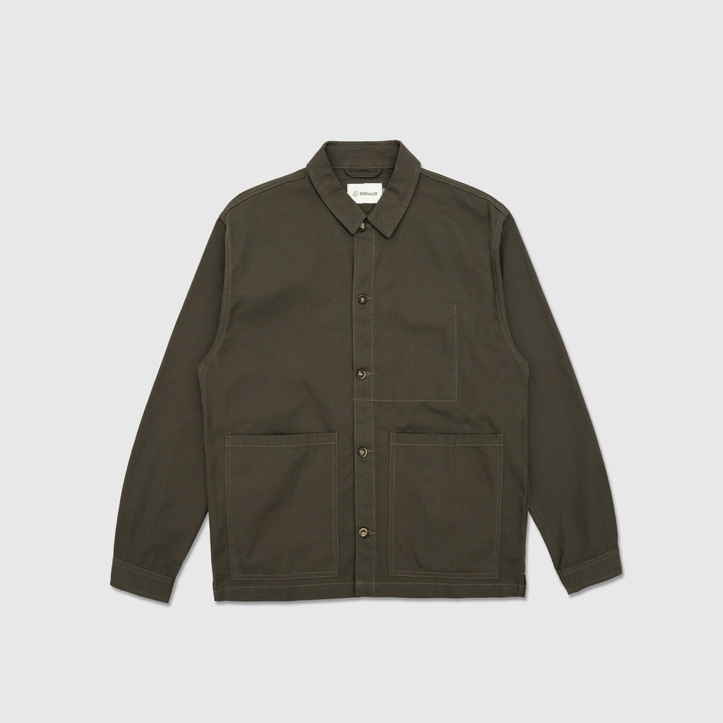 SATTA SPROUT CANVAS JACKET