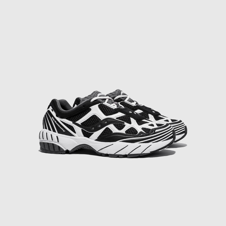 SAUCONY GRID WEB X WHITE MOUNTAINEERING