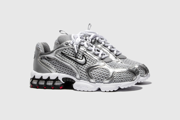 "NIKE AIR ZOOM SPIRIDON CAGE 2 ""METALLIC SILVER"""