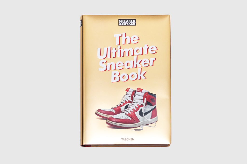 "TASCHEN SNEAKER FREAKER ""THE ULTIMATE SNEAKER BOOK"""