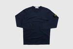 STONE ISLAND GARMENT DYED CREWNECK SWEATER