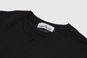 STONE ISLAND CHEST LOGO PATCH L/S T-SHIRT