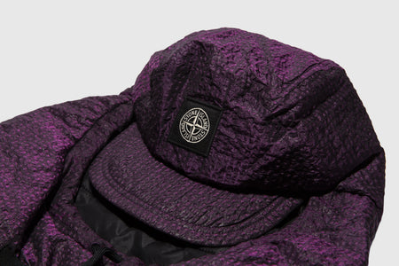 STONE ISLAND POLY-COLOUR FRAME HAT