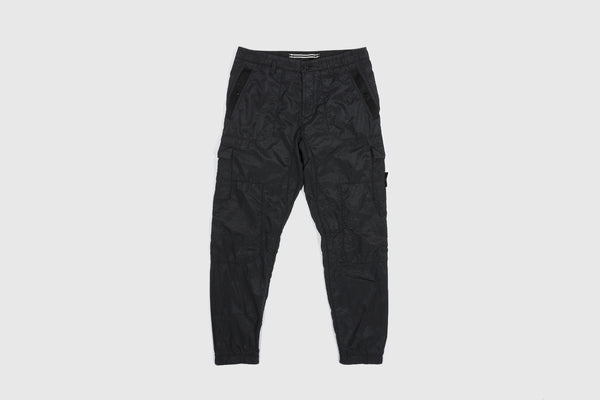 Stone Island Seersucker Cargo Pants Packer Shoes