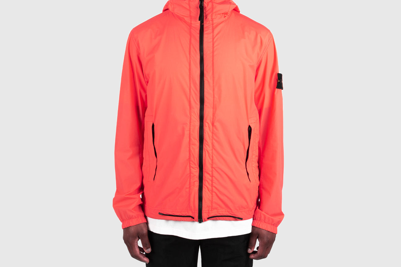 STONE ISLAND SKIN TOUCH NYLON-TC PACKABLE JACKET