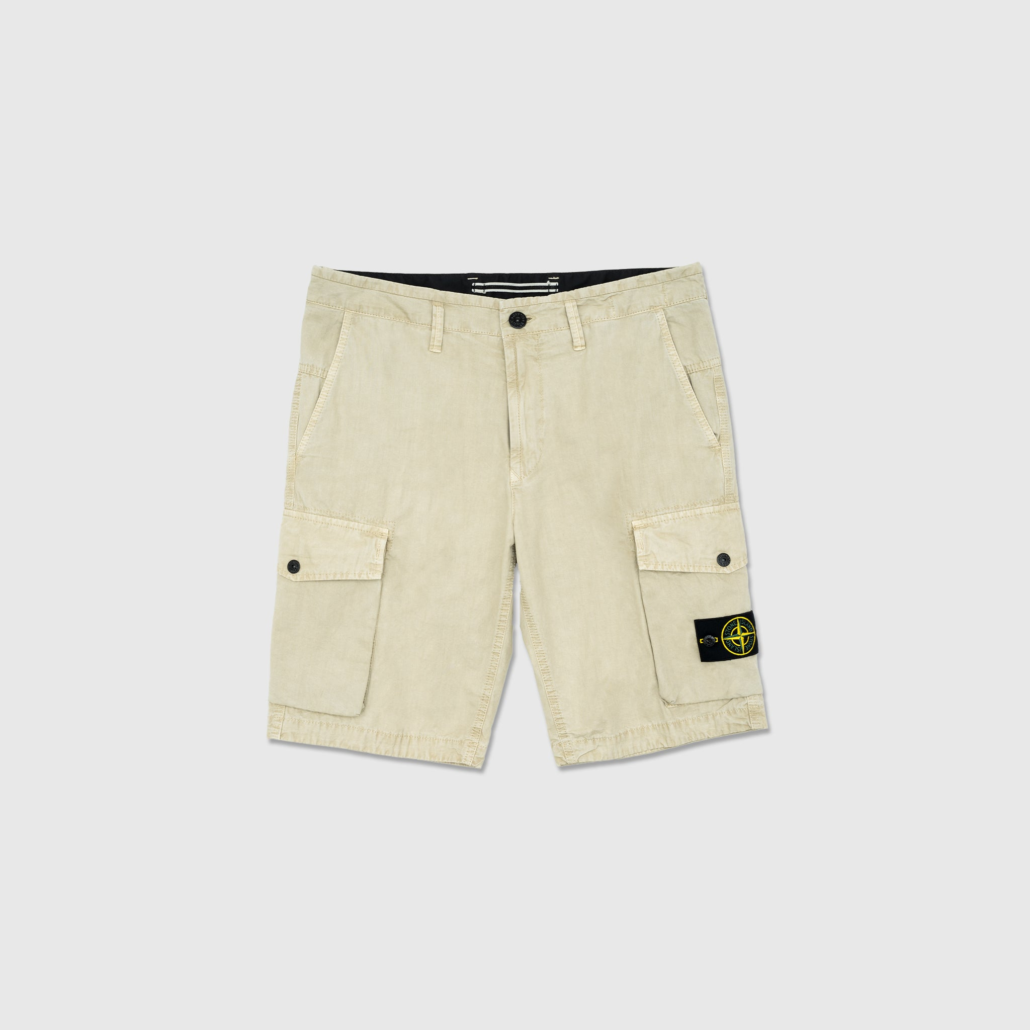 STONE ISLAND T.CO 'OLD' CARGO BERMUDA SHORTS