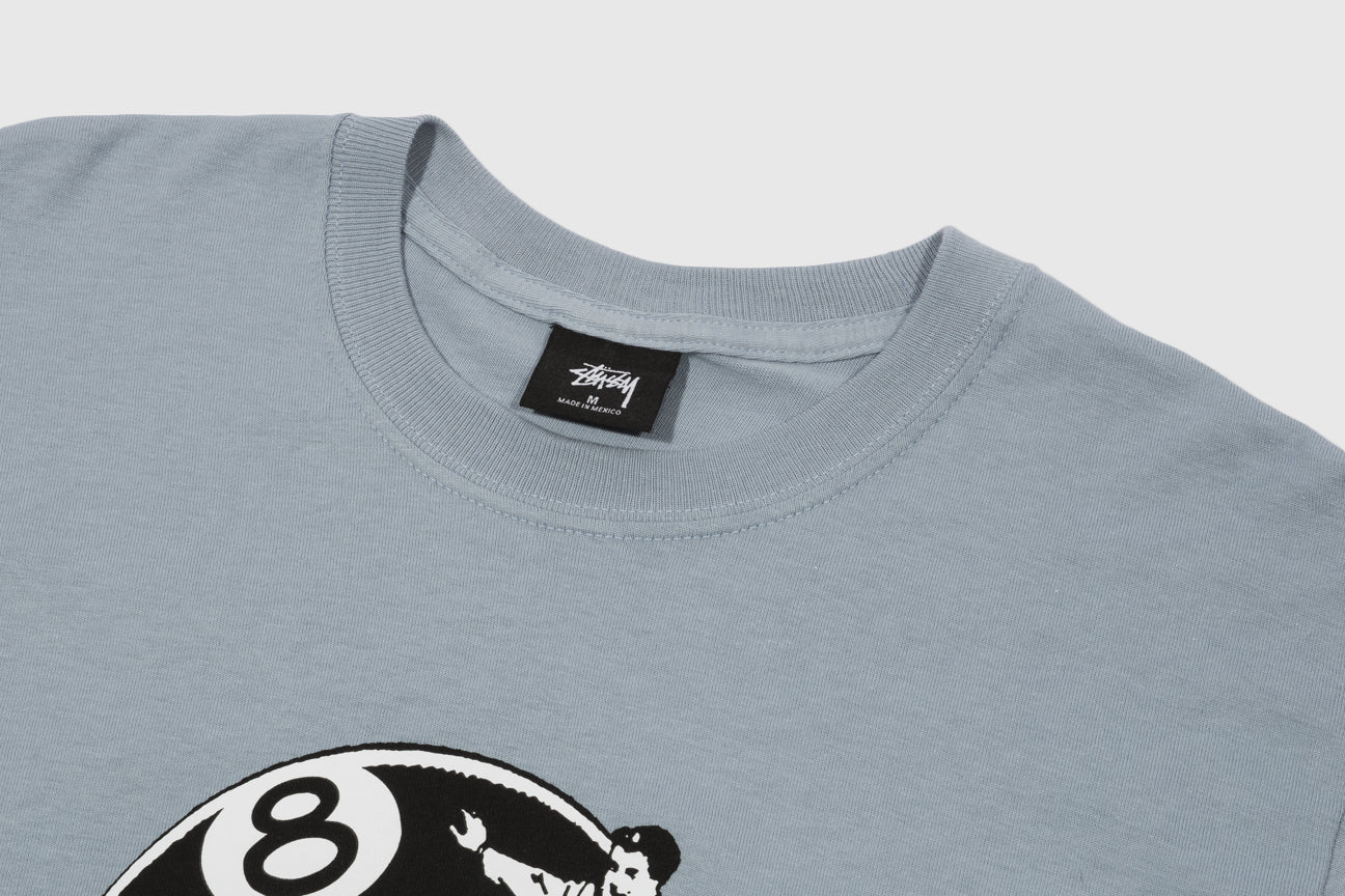 STUSSY 8 BALL MAN S/S T-SHIRT