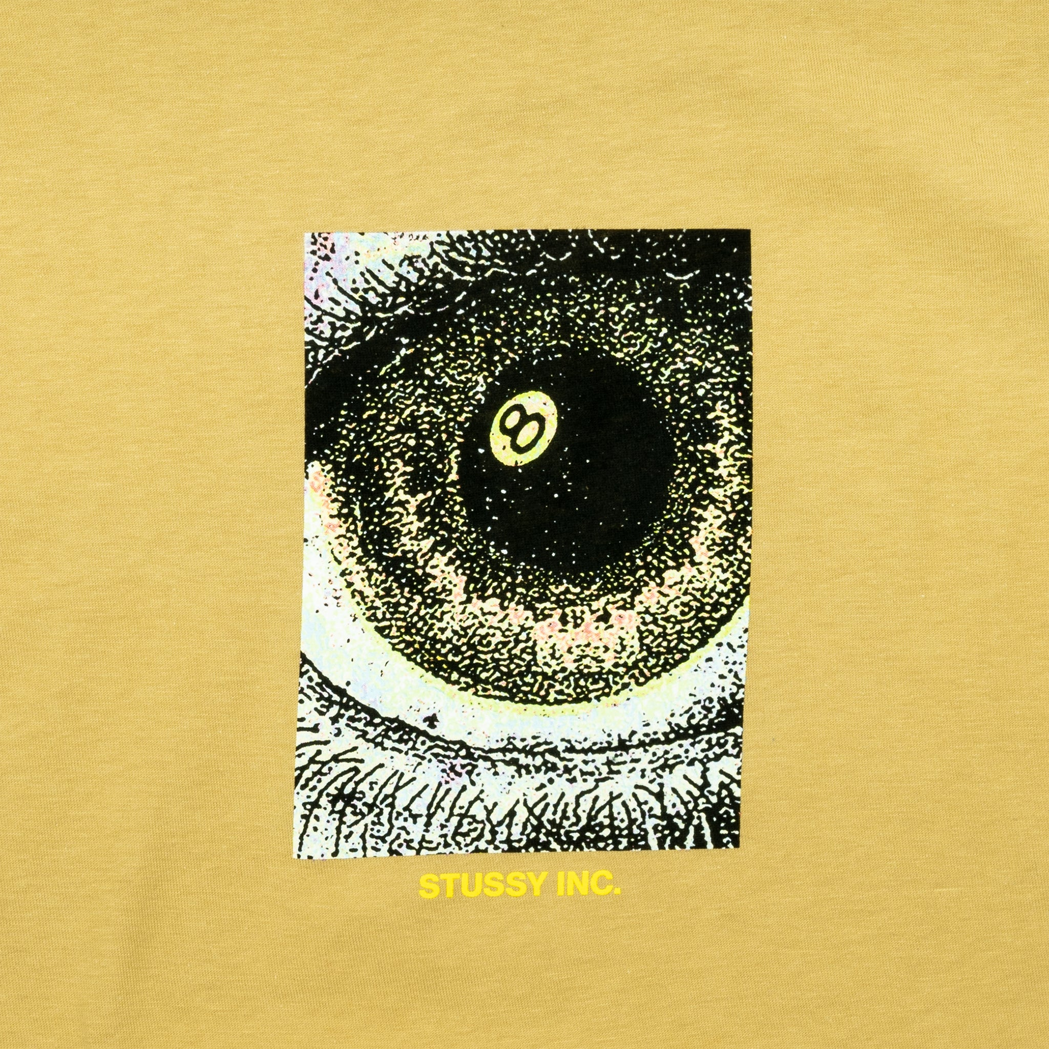 STUSSY ACID EYE S/S T-SHIRT