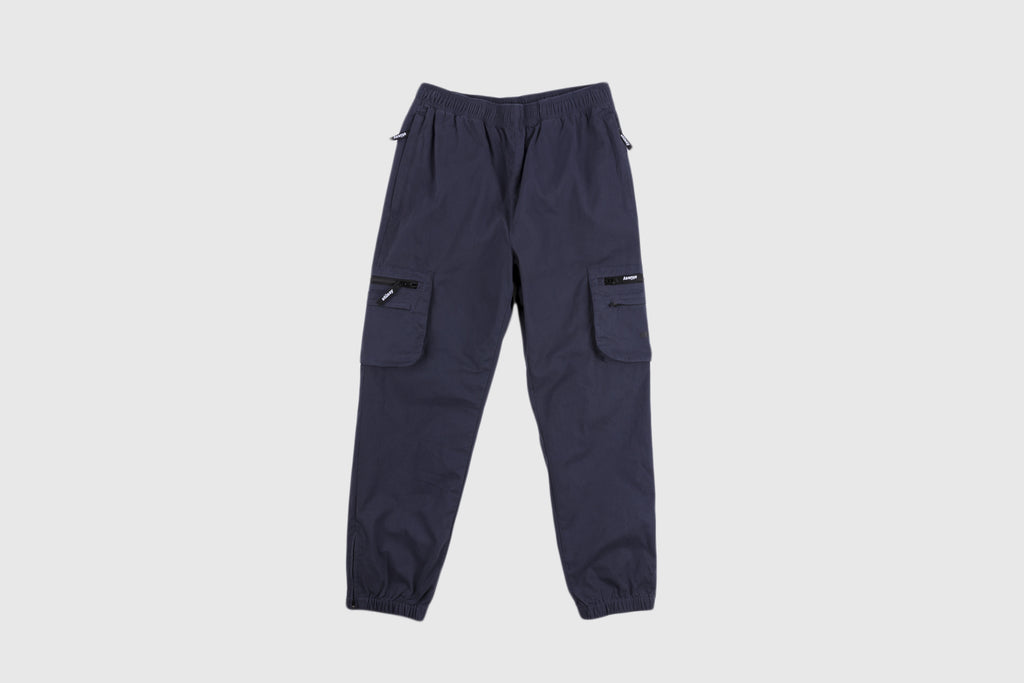STUSSY BIG POCKET NYLON PANTS