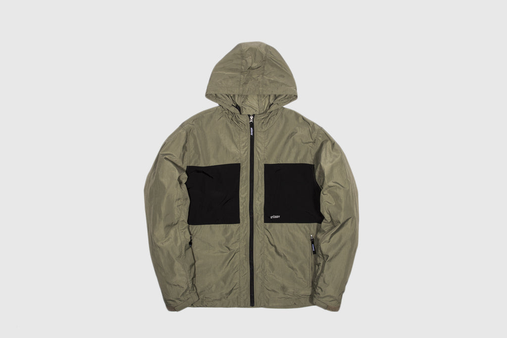 STUSSY BLOCK TECH JACKET