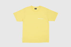 STUSSY CITY SPIRAL S/S T-SHIRT