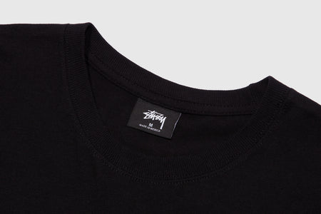 STUSSY DOT COLLAGE L/S T-SHIRT
