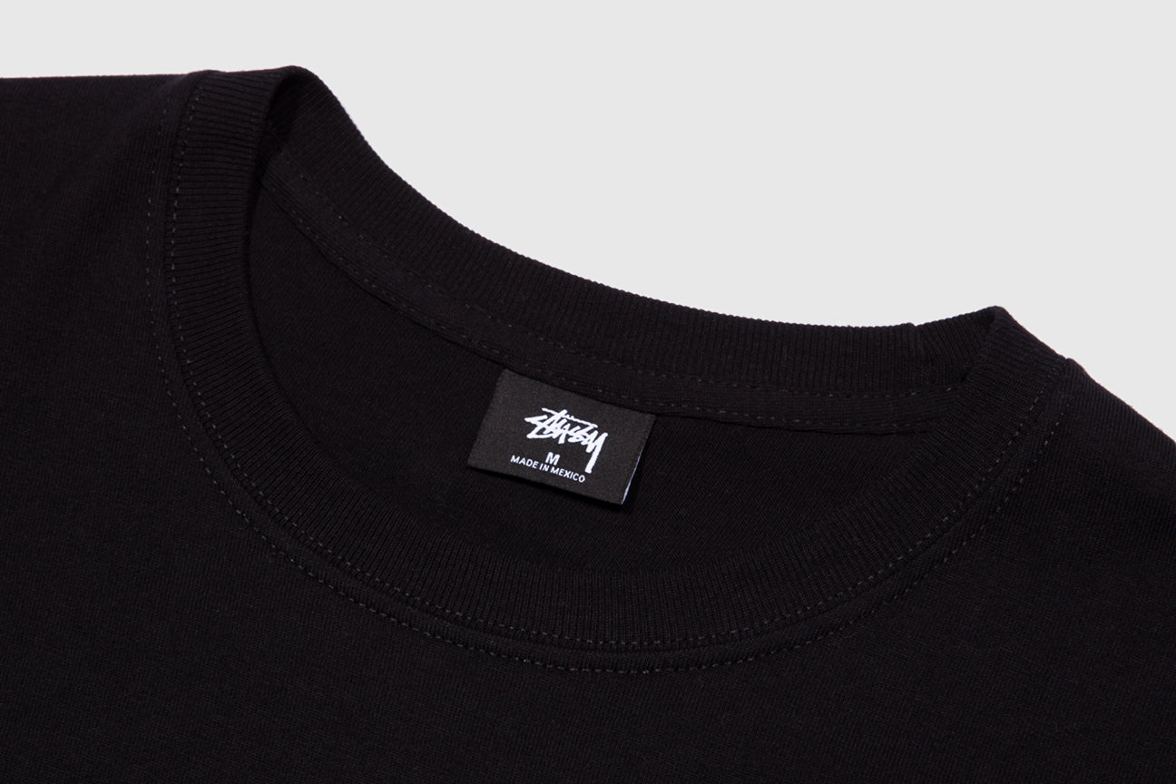 STUSSY GLOBAL DESIGN CORP. S/S T-SHIRT