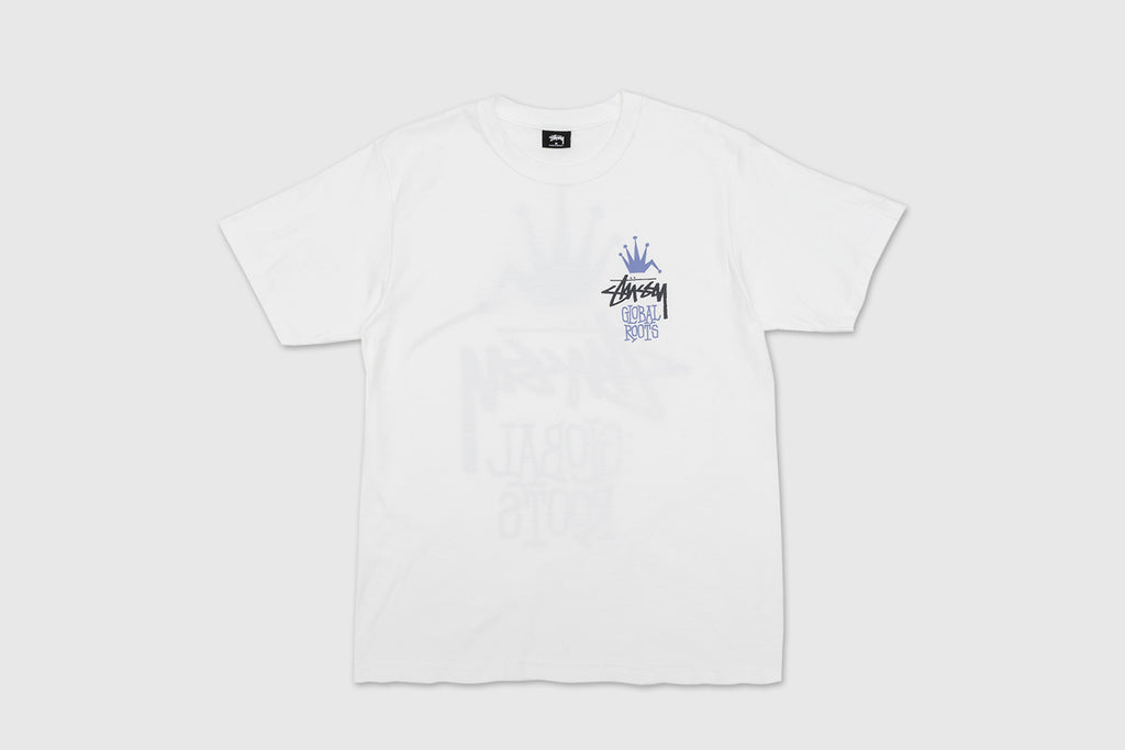 STUSSY GLOBAL ROOTS S/S T-SHIRT