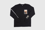 STUSSY GREAT OUTDOORS L/S T-SHIRT