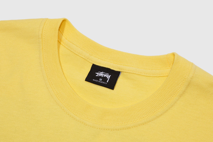 STUSSY JAMAICA WORLD TRIBE S/S T-SHIRT