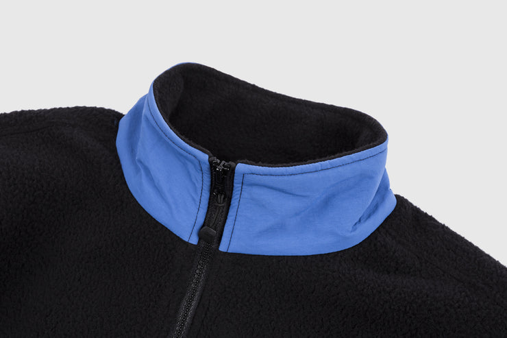 STUSSY NYLON MOCK NECK