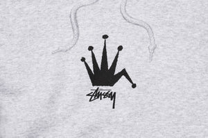 STUSSY OLD CROWN HOODY