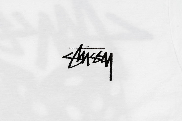 STUSSY PAIR OF DICE S/S T-SHIRT