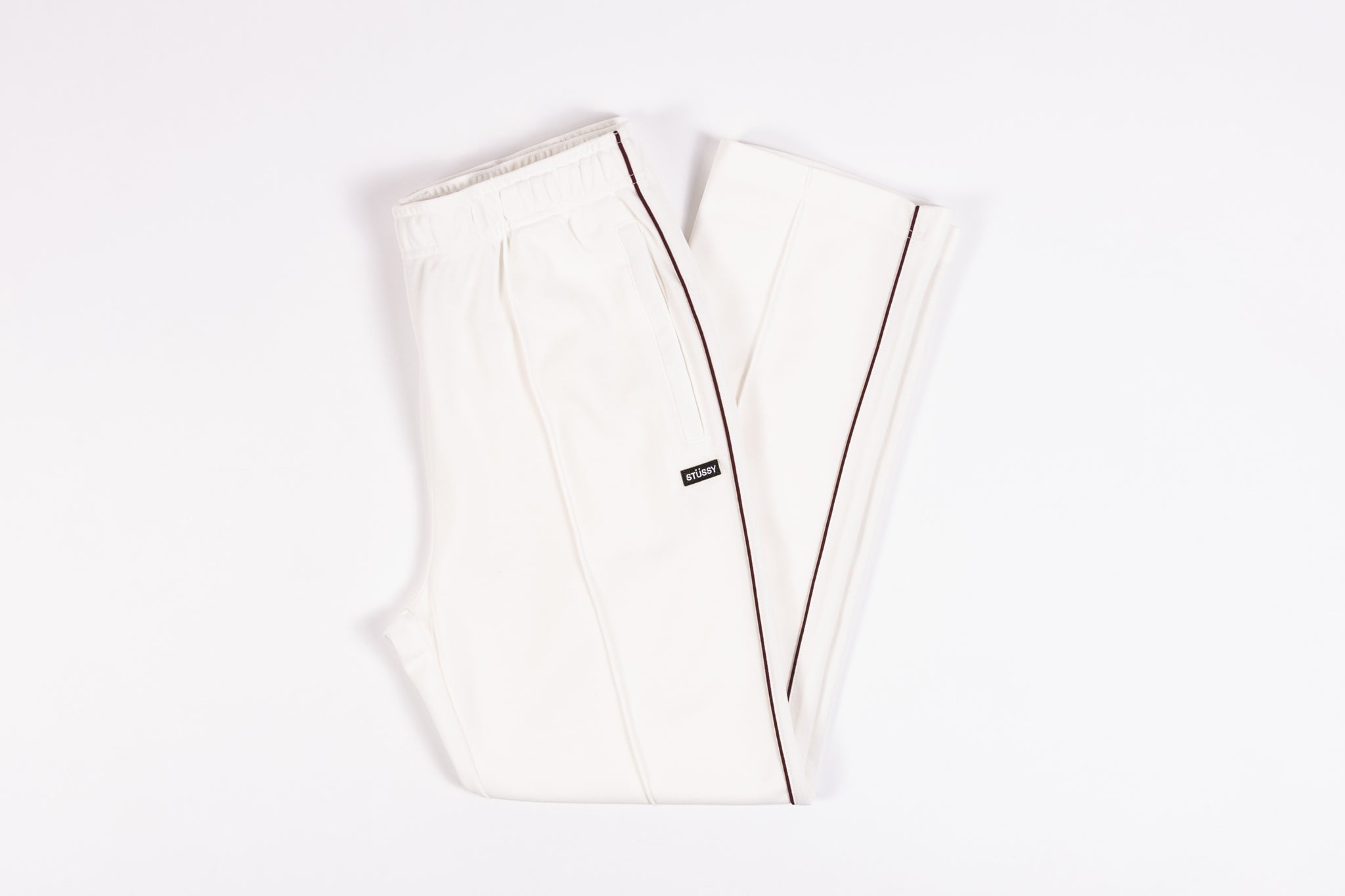 STUSSY POLY TRACK PANT
