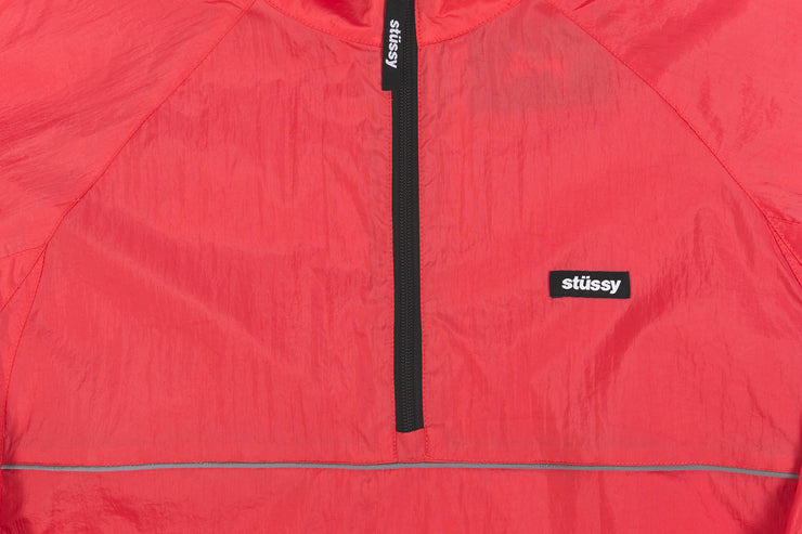 STUSSY SPORT TRACK PULLOVER