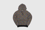 STUSSY TAPESTRY FLEECE HOODY