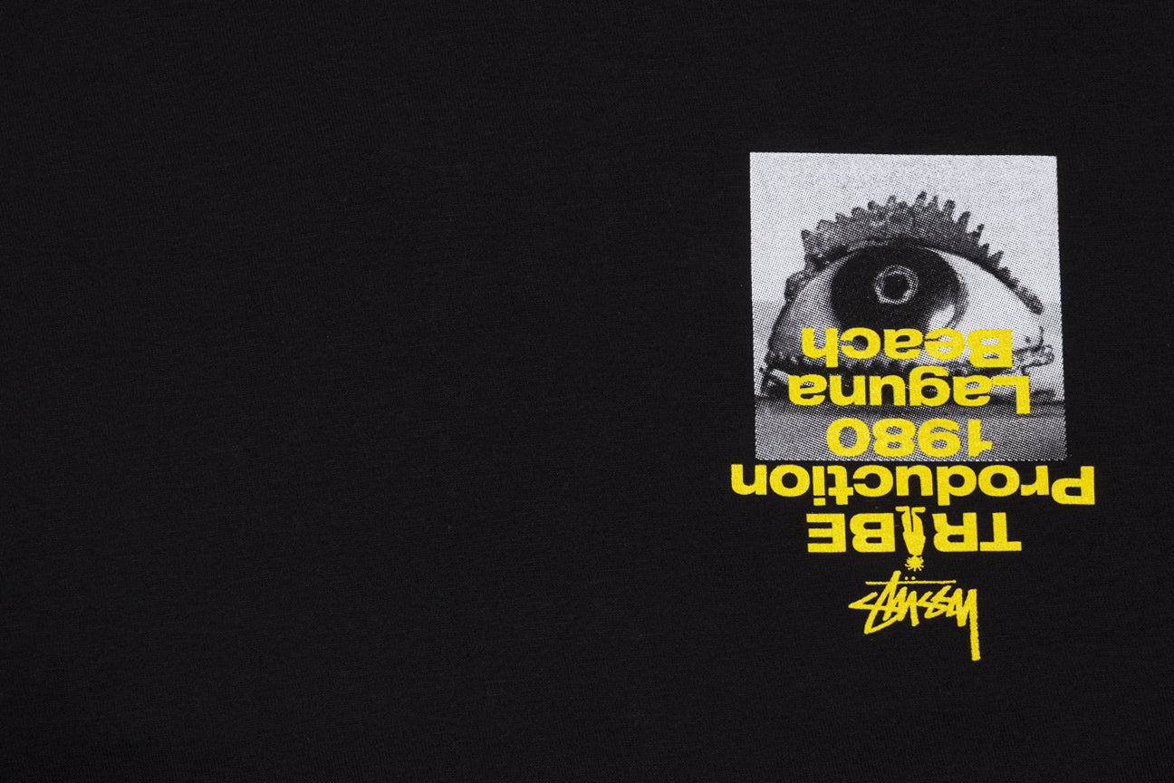 STUSSY TRIBE S/S T-SHIRT