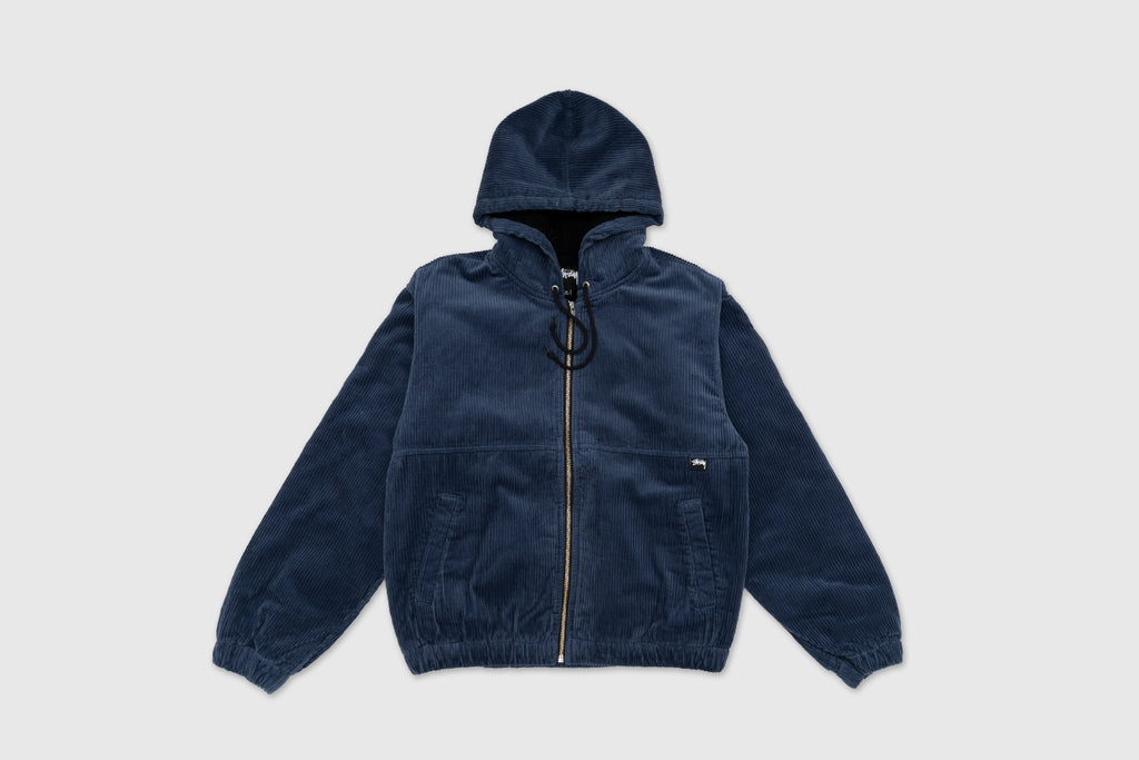 STUSSY WIDE WALE WORK JACKET