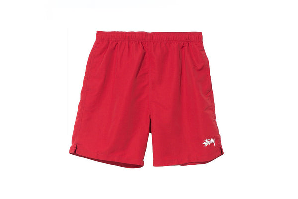 STUSSY WATER SHORT - RED