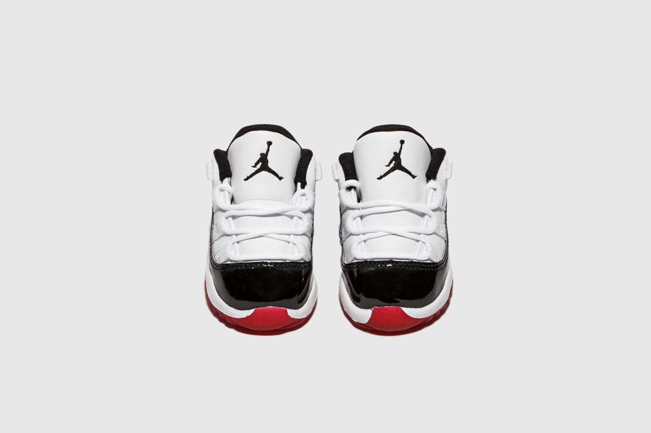 "AIR JORDAN 11 RETRO LOW (TD) ""CHICAGO"""