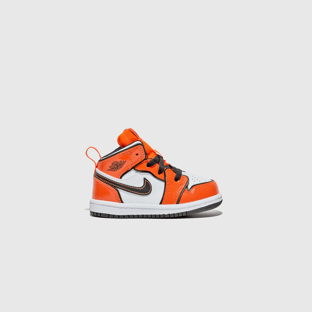 "AIR JORDAN 1 MID SE (TD) ""TURF ORANGE"""
