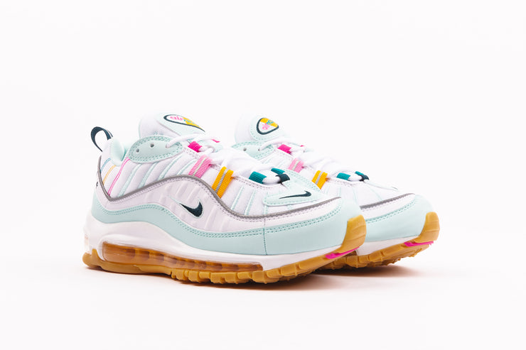 "NIKE WMNS AIR MAX 98 ""TEAL TINT"""