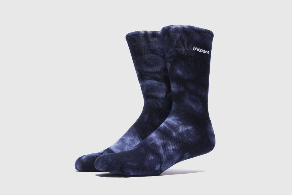 THISISNEVERTHAT TIEDYE SOCKS