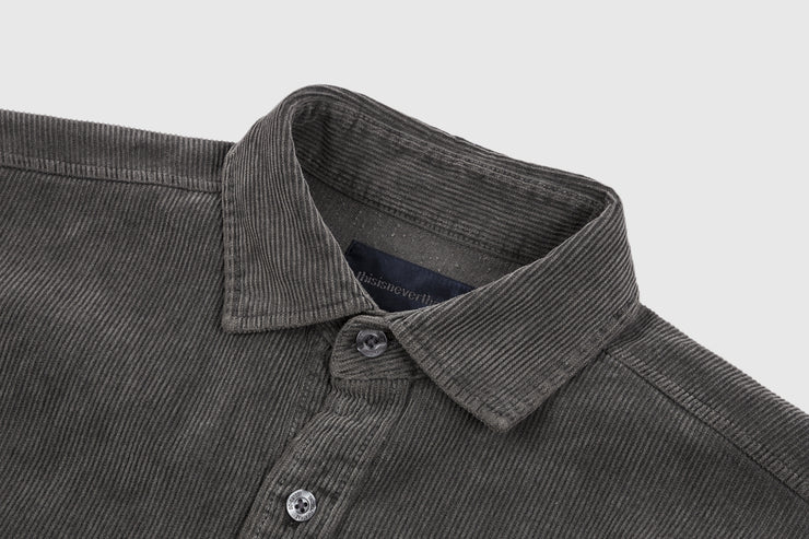 THISISNEVERTHAT SP-LOGO CORDUROY SHIRT