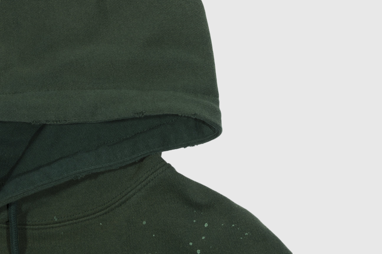 THISISNEVERTHAT DAMAGED PULLOVER HOODY