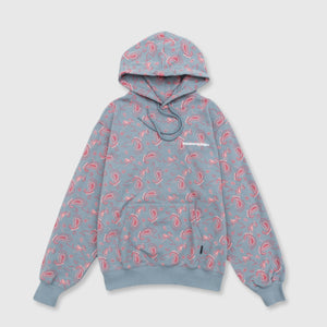 THISISNEVERTHAT PAISLEY PULLOVER HOODY