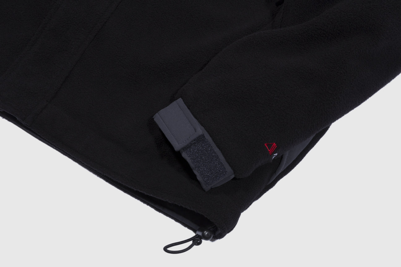 THISISNEVERTHAT POLARTEC FLEECE JACKET